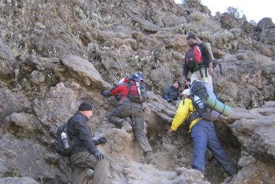 Om Kilimanjaro trekking